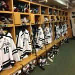 Potluck Before the Hockey Game (vs. Quinnipiac)