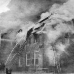 1929 fire at Delta Tau Delta