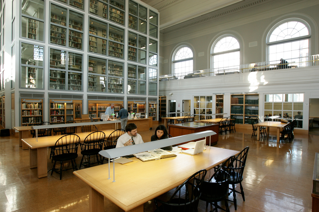 Rauner Special Collections Library