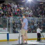 Ben Lovejoy at Thompson Arena