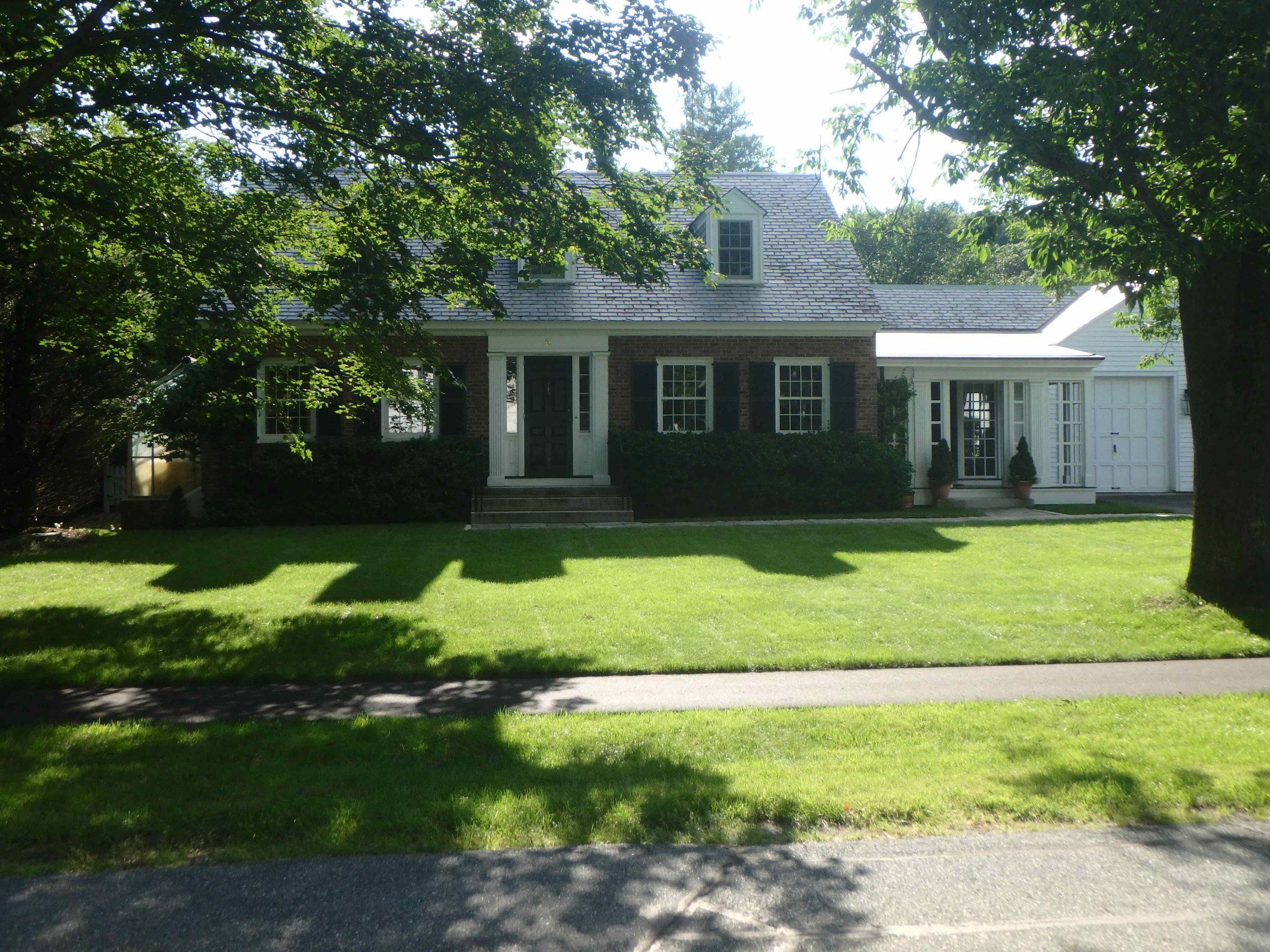 The Beattie residence